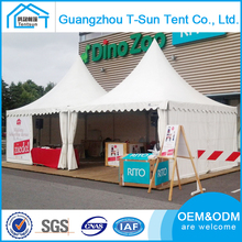 Commercial Advertising Large Wedding Promotional folding car shelter beach inflatable 8x8m pagoda stretch tent