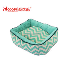 Good quality acceptable custom warm soft elevated pet bed cat/dog