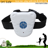 Ultrasonic Electric Barking Control Training Collars for Small Dogs