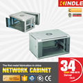 Kindle 9U Wall Mount Cabinet IT Server Data Network Rack Glass Door Locking Lockable
