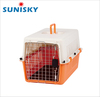 New cheap pet supply big pet carrier airline approved hot sale plastic dog cages