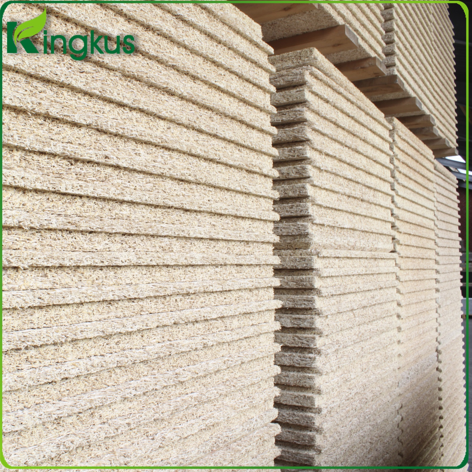Ceiling tiles with insulation