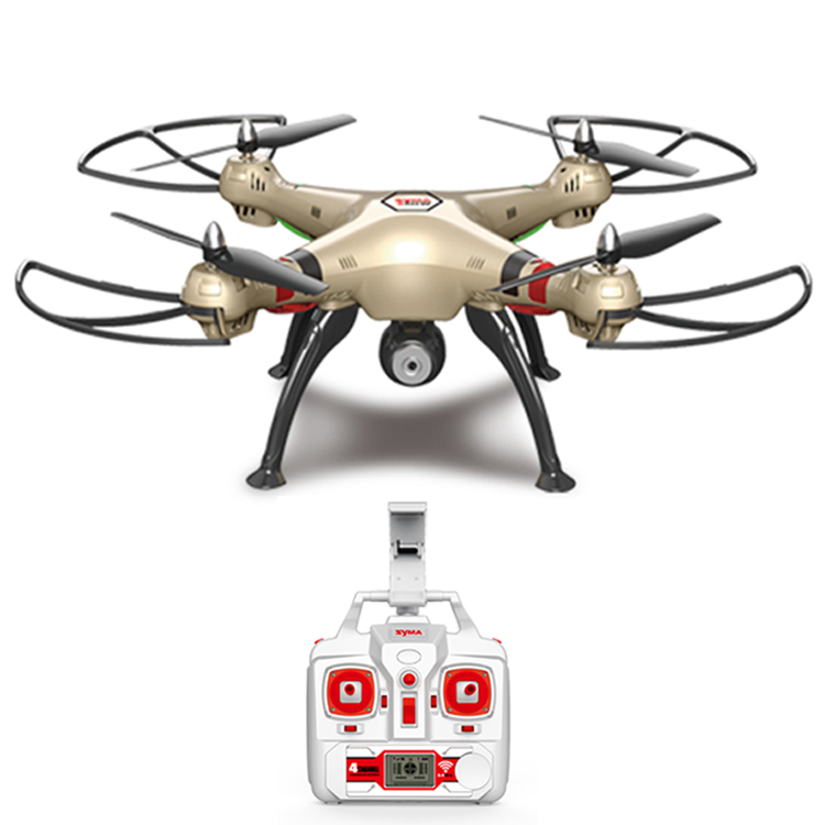 Mini Drone 2.4G 6 Axis Led Headless Mode Rc Quadcopter Rtf Rc Toys
