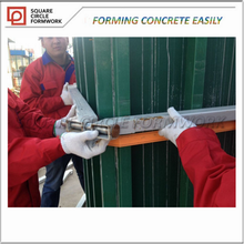 Sformwork brand Column Using Of Construction Formwork Materials
