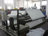 Paper ,nonwoven fabric ,glass fiber coating laminating production line