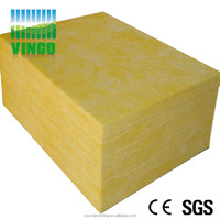 ISOKING Heat Insulation Fiber Glass Wool Blanket With Aluminium Foil