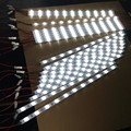 High Intensity Light Applications cuttable smd2835 LED lines with lens