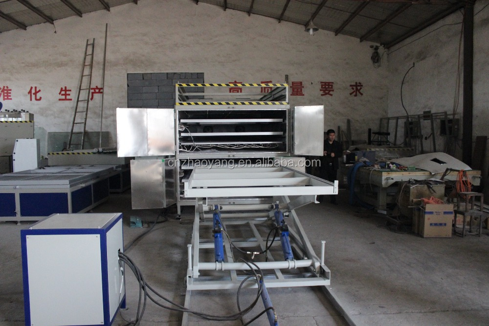 ZY- PVB/EVA laminated glass machine