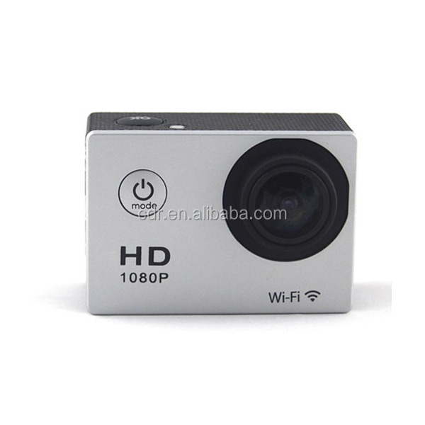 Factory Supply HoT Sale Full HD1080P 2.0inch Wifi Sport Action Camera YM-DV617C