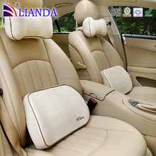 High Quality Memory Foam Car Back Lumbar Support Cushion Helping Keep Your Spine In Proper Alignment