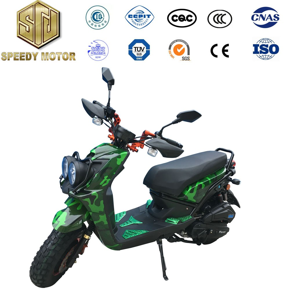 Street 4 stroke scooters disc brake petrol scooter 150CC