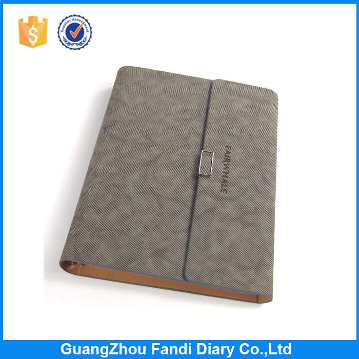 High Quality PU Notepad a5 Leather Notebook Cover