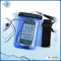 High quality running outdoor armband waterproof case cover for iphone 5.