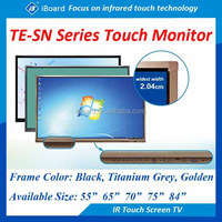 Wholesale Cheap Factory Price Smart TV no projector interactive whiteboard touch screen lcd led tv