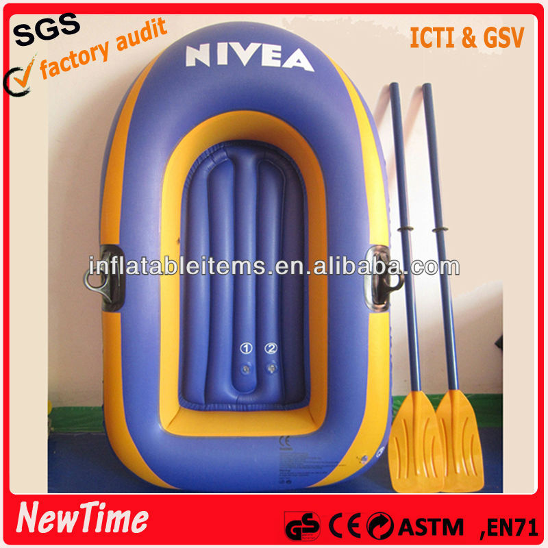 promotional PVC inflatable boat China