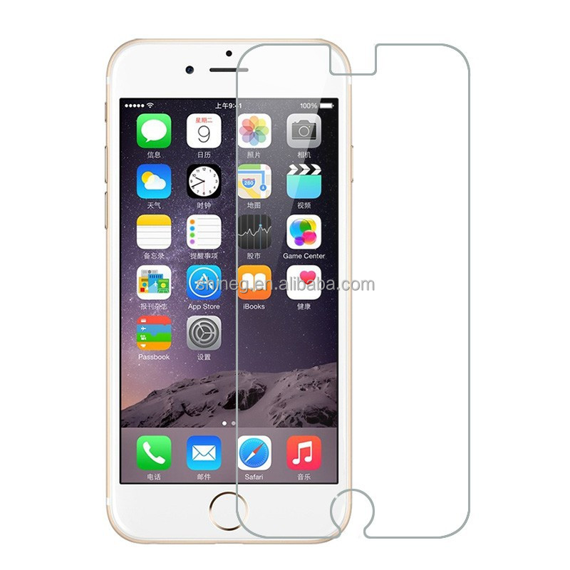 Printed screen protector for iPhone 4 oem/odm