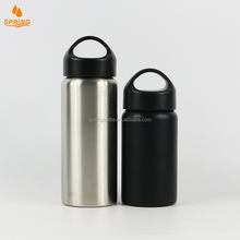 2017 new items wholesale stainless steel insulated wide mouth sport bottle F-01-8-3