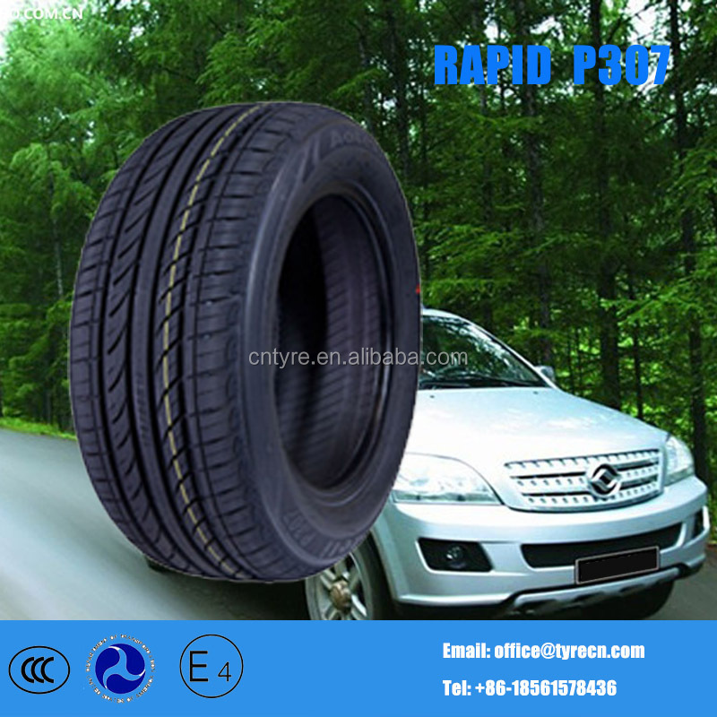 High quality tyre pricing 205/55R16 rapid PCR Tyre/ car tire