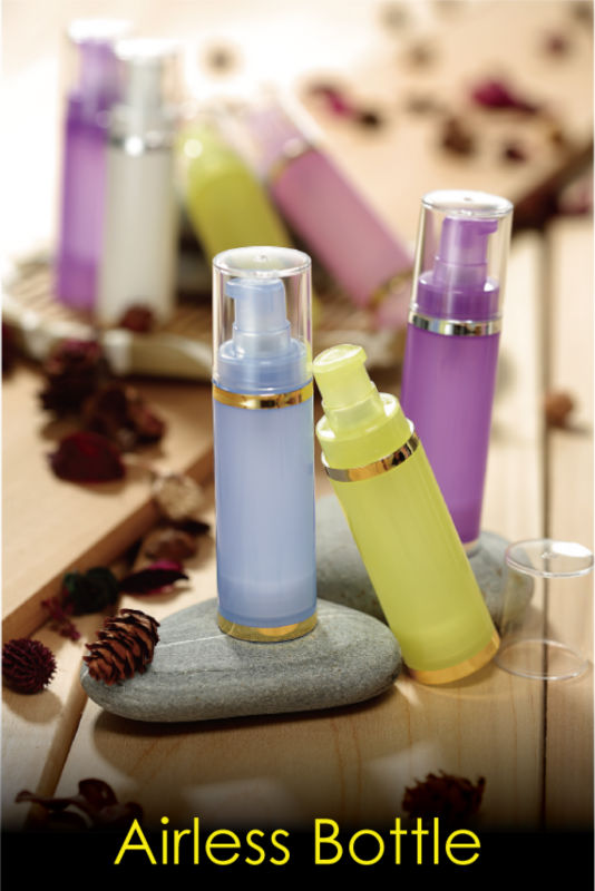 (JN-PT) Clear round cosmetic lotion 50ml to 250ml plastic spray bottle