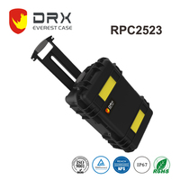 Rugged ip67 Waterproof Hard Equipment Case With wheels