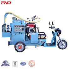 120L Asphalt Crack Sealant Repair Machine With Gasoline Generator Repair