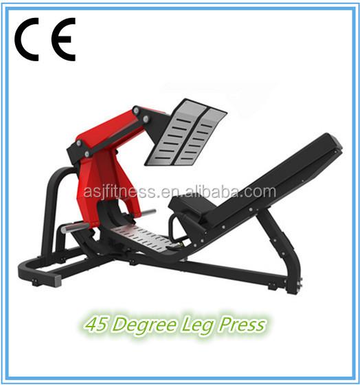 free weight leg press machine