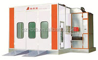 painting chamber spray booth car care equipment