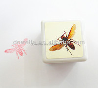 Cartoon Custom Cheap Clearly Self Inking Stamp