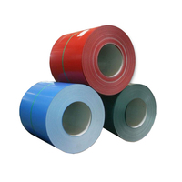 PPGL PPGI RAL 8005 colour aluzinc coated prepainted steel coils from Shandong