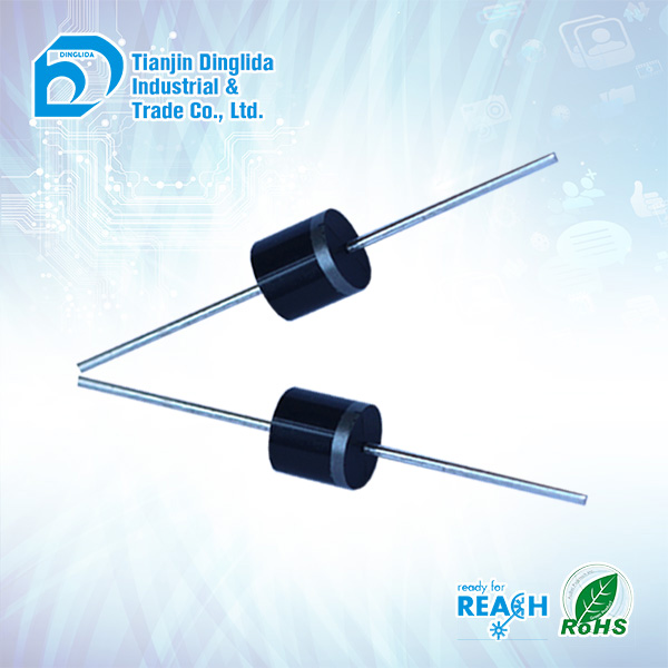 china suppliers R2000 42MIL DO-41 2000V high voltage silicon rectifier