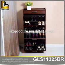 The lastest design home furniture 30 pair shoe rack For home furniture