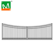 Aluminum metal electric iron fold wire mesh fence (manufacturer)