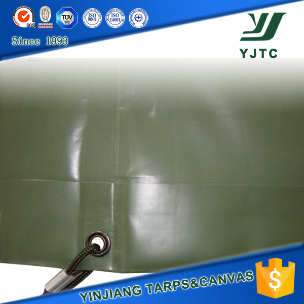 200-900 gsm waterproof insulated tarpaulin tarps
