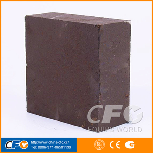 Best Price Fire Resistant Bricks Chrome Magnesite Refractory Bricks for Glass Furnace in Vietnam