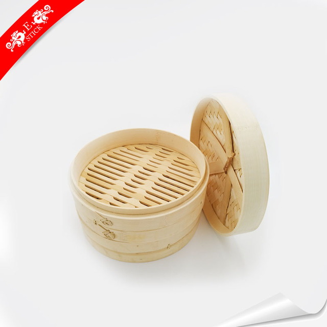High quality cheap cooking steamer set with lid
