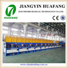 Bull block steel carbon wire drawing machine price