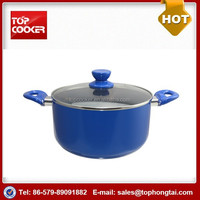 As Seen on TV 24cm Aluminum Non Stick Saucepot with Lid