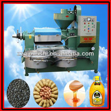 CE approved automatic screw oil press 3-5T/D