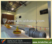 Populated Automatic chicken breeding shed equipment for poultry and broiler farm