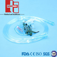 Health Medical Oxygen Mask In High