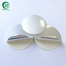 Factory aluminum foil induction seal liner for PE Containers