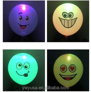 Favorable Price Multicolor Led Glowing Balloon