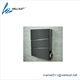 Decorative stainless steel weatherproof attached wall mounted mailboxes newspaper box