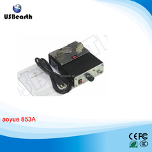 110V/220V aoyue 853A IR smd soldering machine preheating station