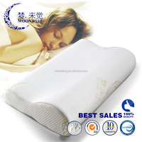 2015 comfort memory foam air jucquard knitting cover pillow