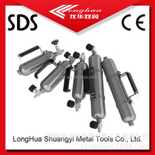 high pressure stainless steel sampling cylinder for oil and and chemical