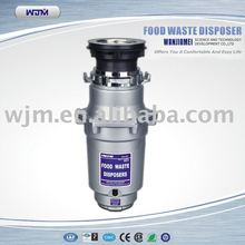 WJM Food waste disposal(garbage disposal) with TUV certificated