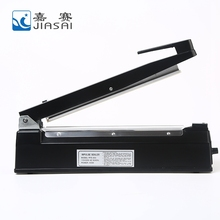 Top quality salted meat sealer, aluminum bag hand impulse sealing machine with CE certification