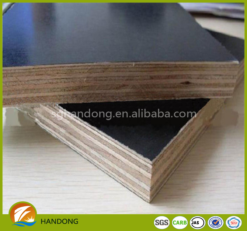 bamboo plywood with best wood /plywood double bed designs with 1220*2440
