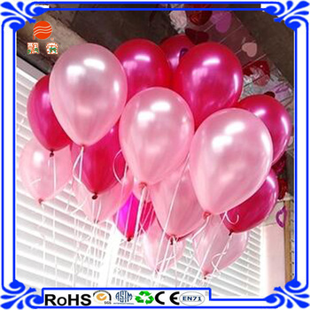 New 2016 Wholesale 12'' different shaped Latex free Ballons
